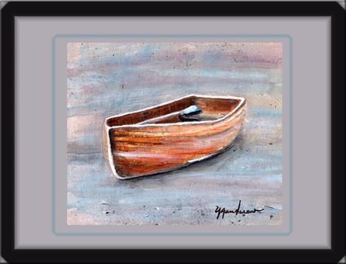 """Low Tide"" original fine art by Yvette Gaudreau"