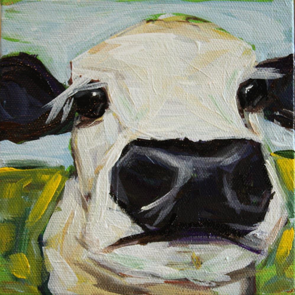"""Bertha"" original fine art by Kandice Keith"