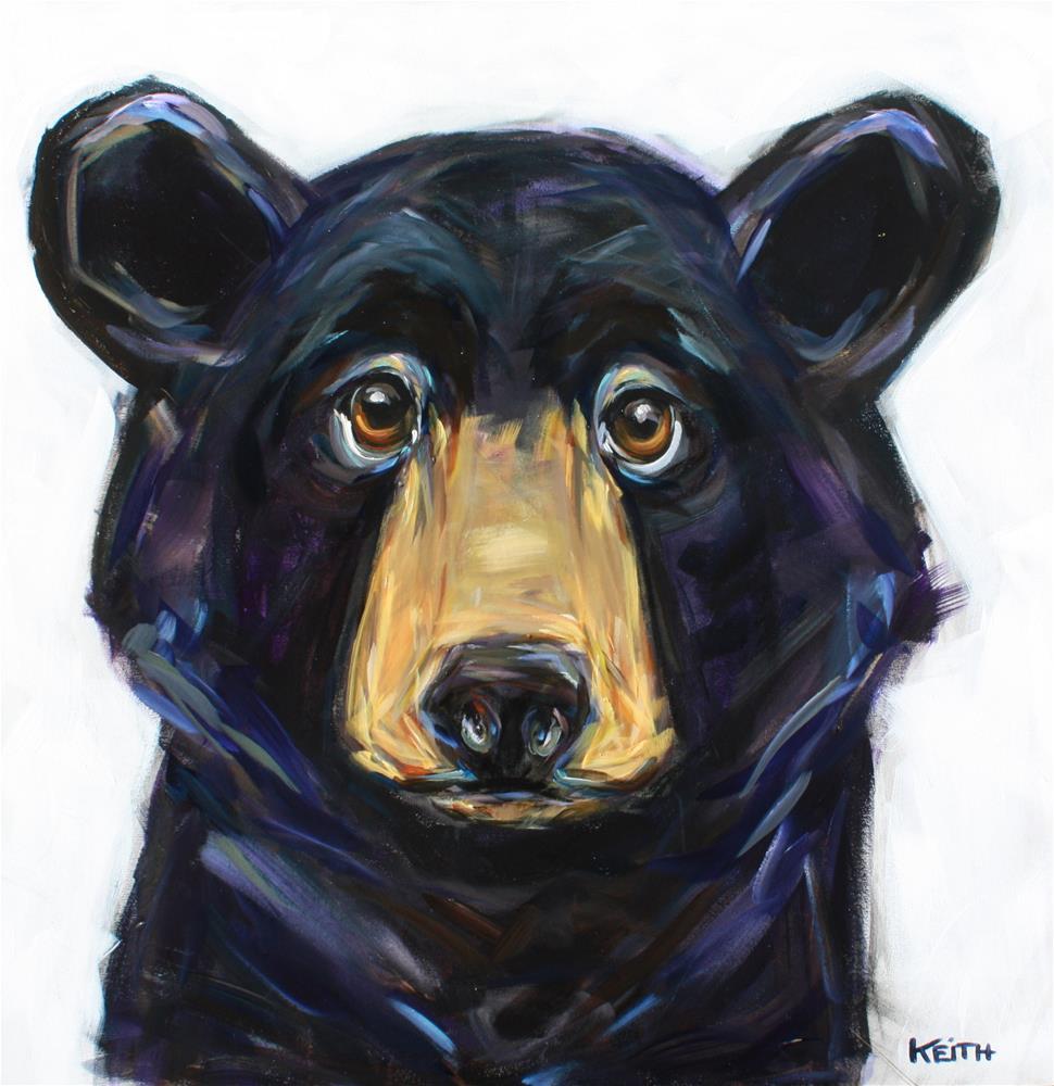 """Timmy"" original fine art by Kandice Keith"