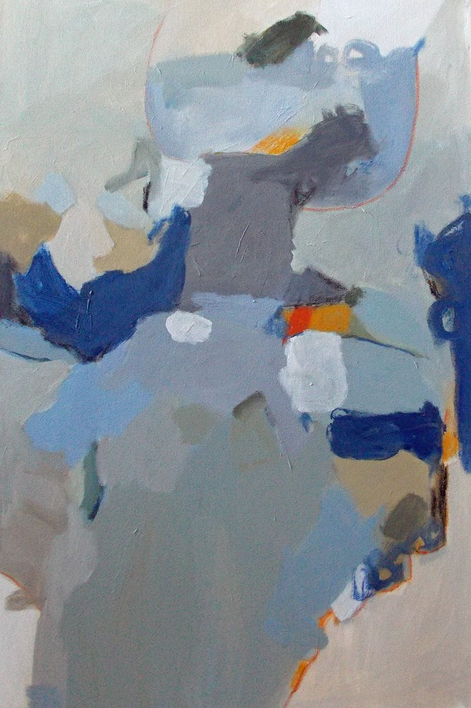 """Sprawl"" original fine art by Pamela Munger"