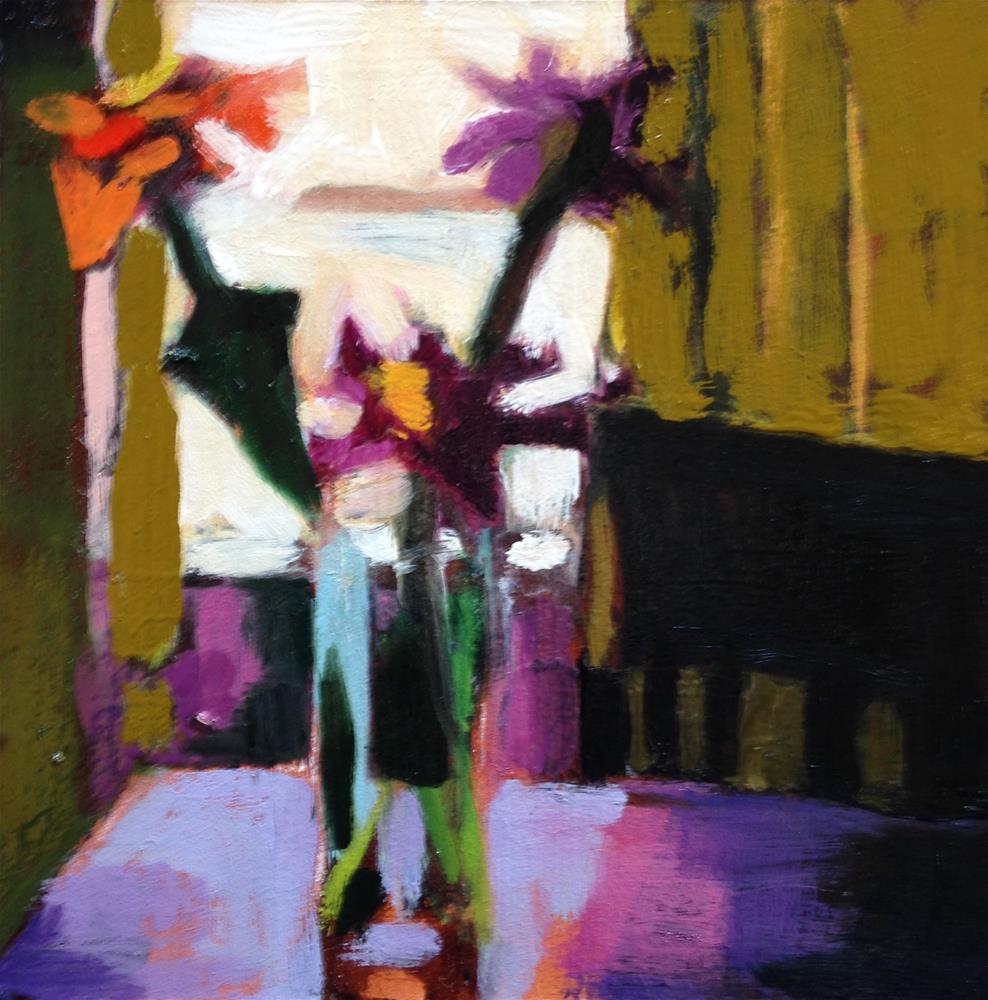 """Peter, Paul and Mary"" original fine art by Pamela Hoffmeister"