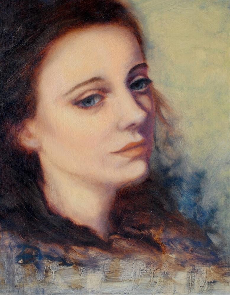"""Miles Away"" original fine art by Kelly Berkey"