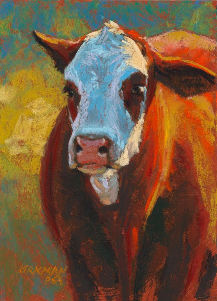 """Citriona"" original fine art by Rita Kirkman"