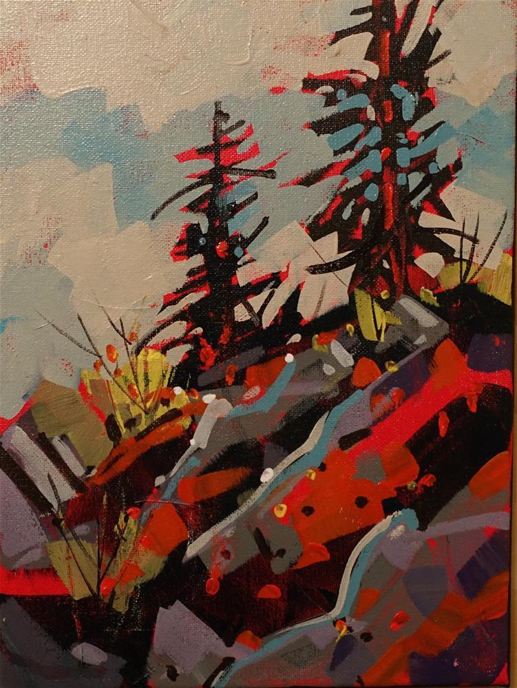 """Untitled"" original fine art by Brian Buckrell"