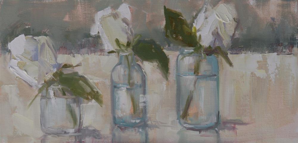"""blessings"" original fine art by Carol Carmichael"