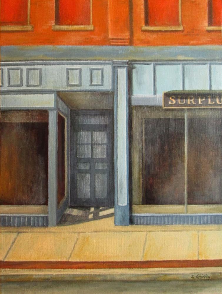 """Surplus"" original fine art by Debbie Shirley"