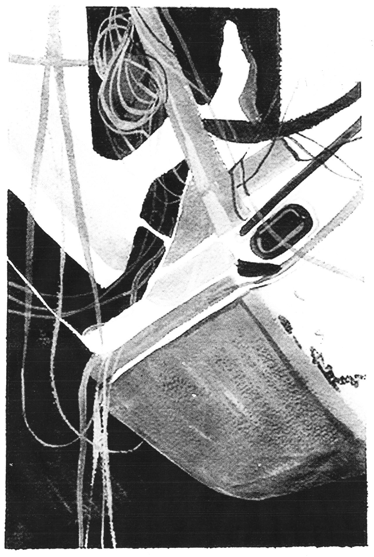"""Sails"" original fine art by Margie Whittington"