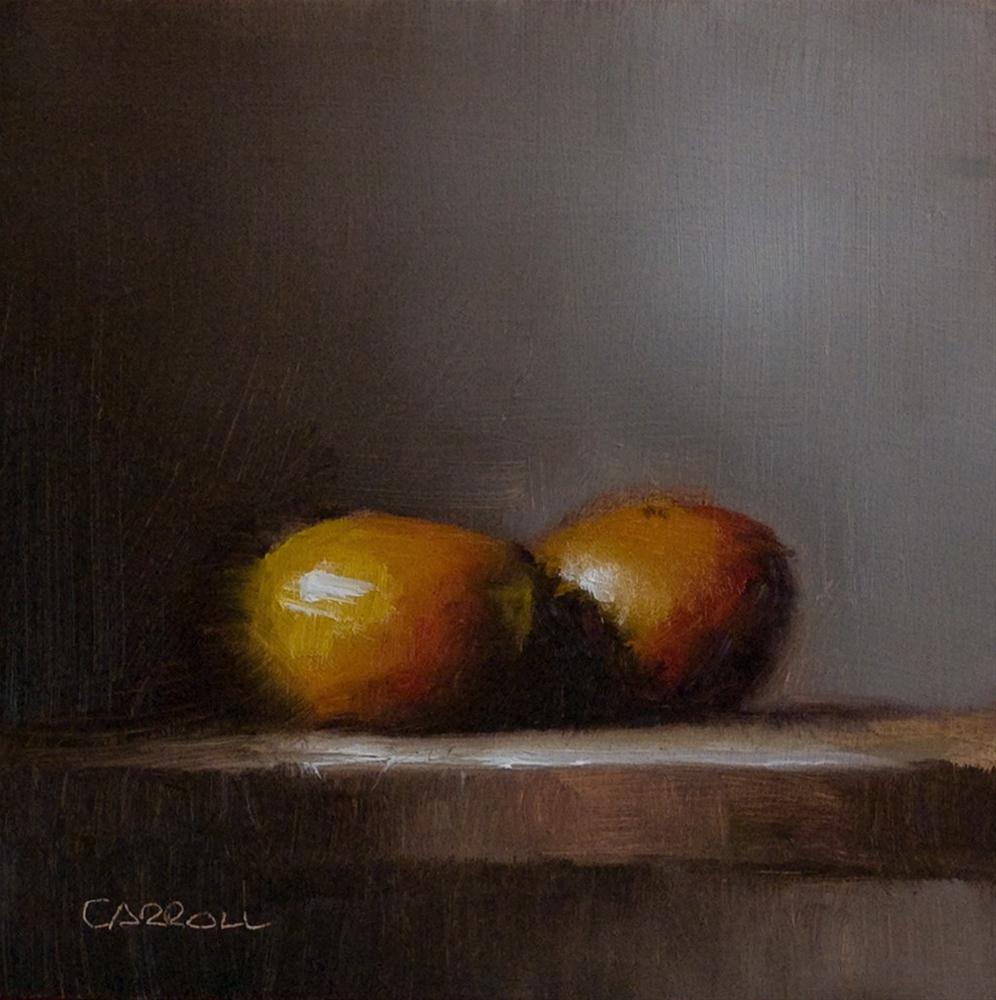 """""""Clems"""" original fine art by Neil Carroll"""