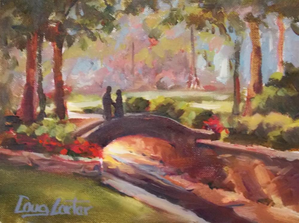 """"""" TOGETHER """" original fine art by Doug Carter"""