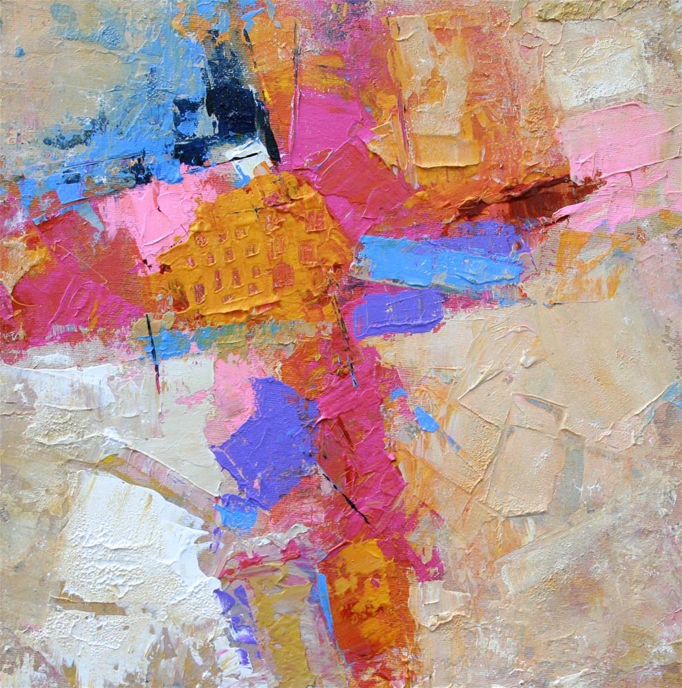 """""""Ideal"""" original fine art by Elizabeth Chapman"""