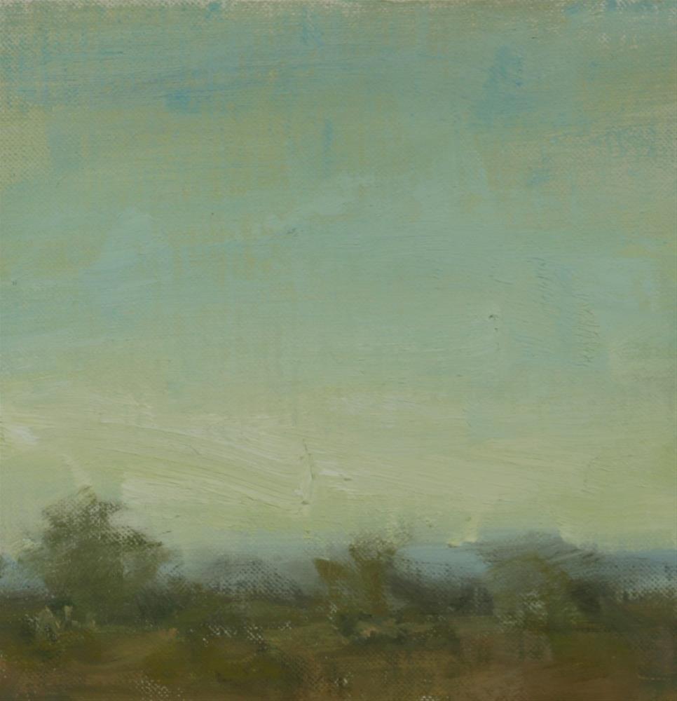 """Fall Daylight 02"" original fine art by Scott Serafica"