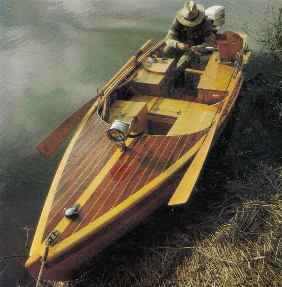 """""""Photo ofTrout Unlimited the ultimate fly fishing boat"""" original fine art by Peter Lentini"""