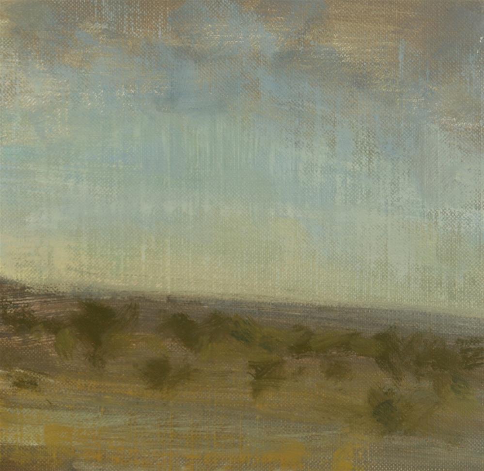 """Today's Rain 2"" original fine art by Scott Serafica"
