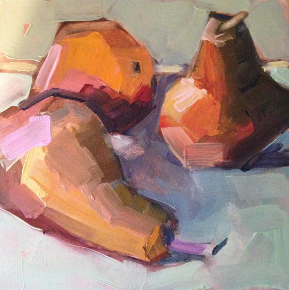 """Girls With Hips"" original fine art by Pamela Hoffmeister"