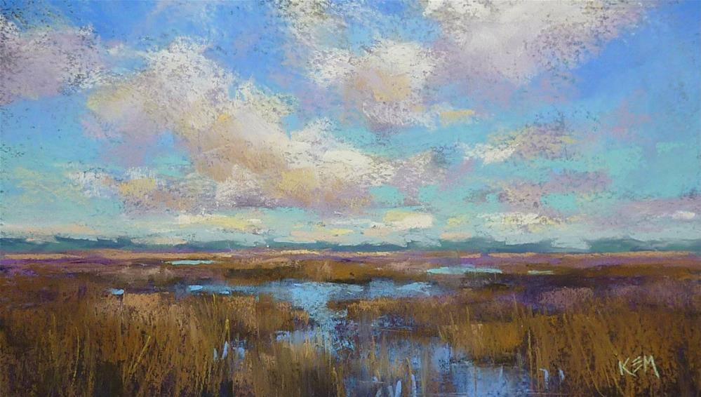 """""""Do You Do an Annual Painting? It isn't too Late!"""" original fine art by Karen Margulis"""