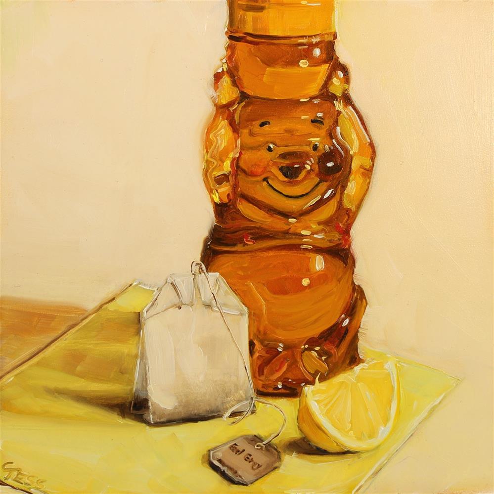 """Wild Honey- Beach Boys"" original fine art by Tess Lehman"