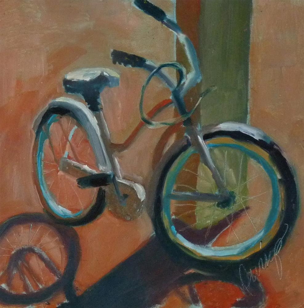 """""""Bells and Whistles"""" original fine art by Sharman Owings"""