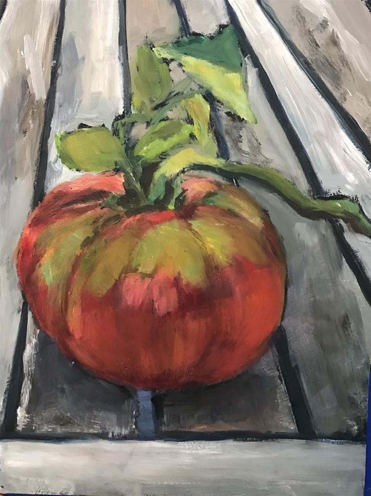 """""""901 Bumper Crop"""" original fine art by Diane Campion"""