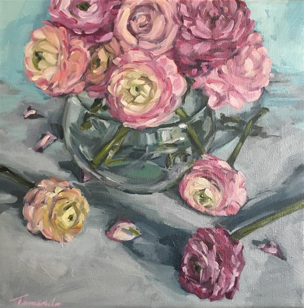 """Joy (157)"" original fine art by Tamanda Elia"