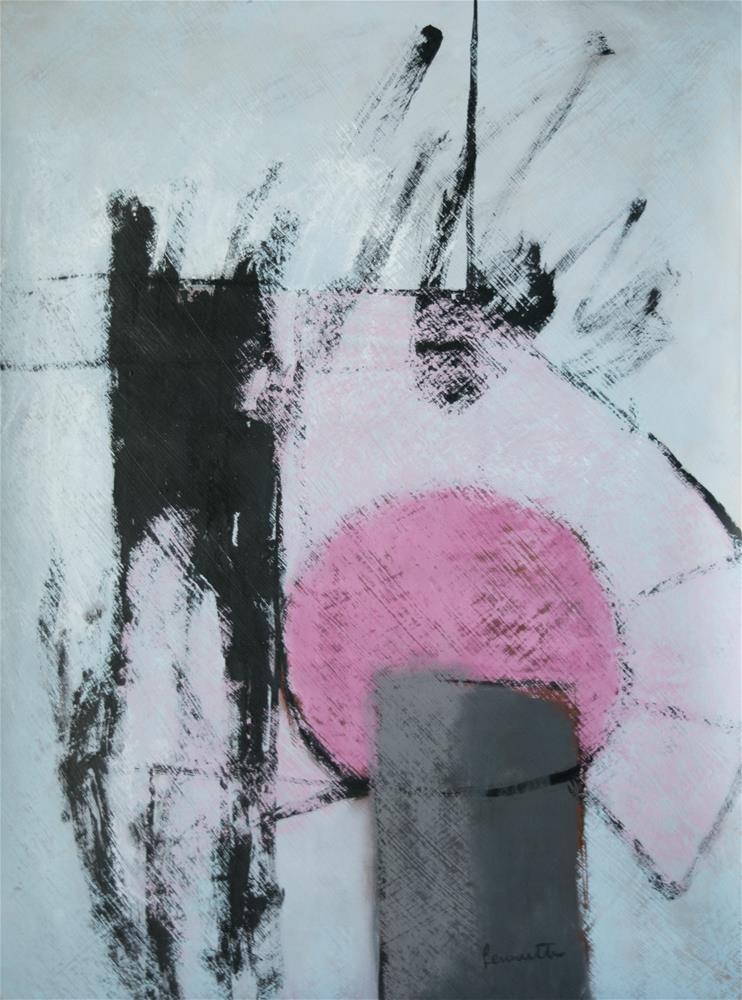 """""""Blossom"""" original fine art by Sarah Peroutka"""