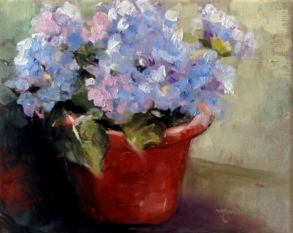 """Mom's Favorites"" original fine art by Marcia Hodges"