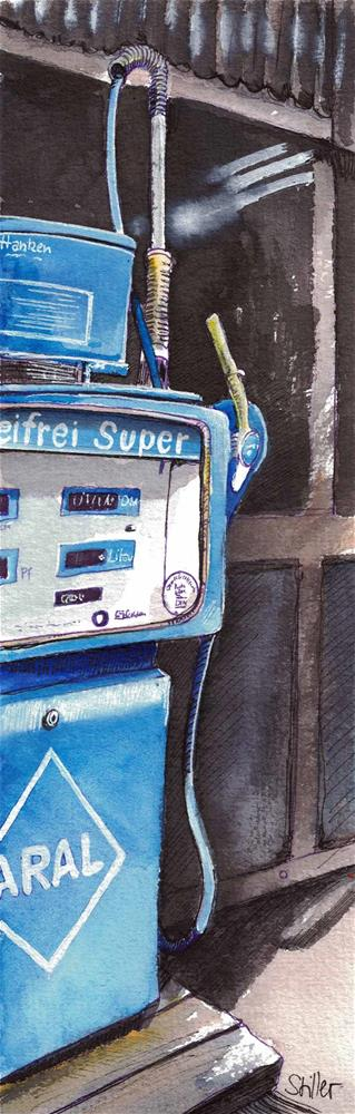 """3114 Alles Super"" original fine art by Dietmar Stiller"