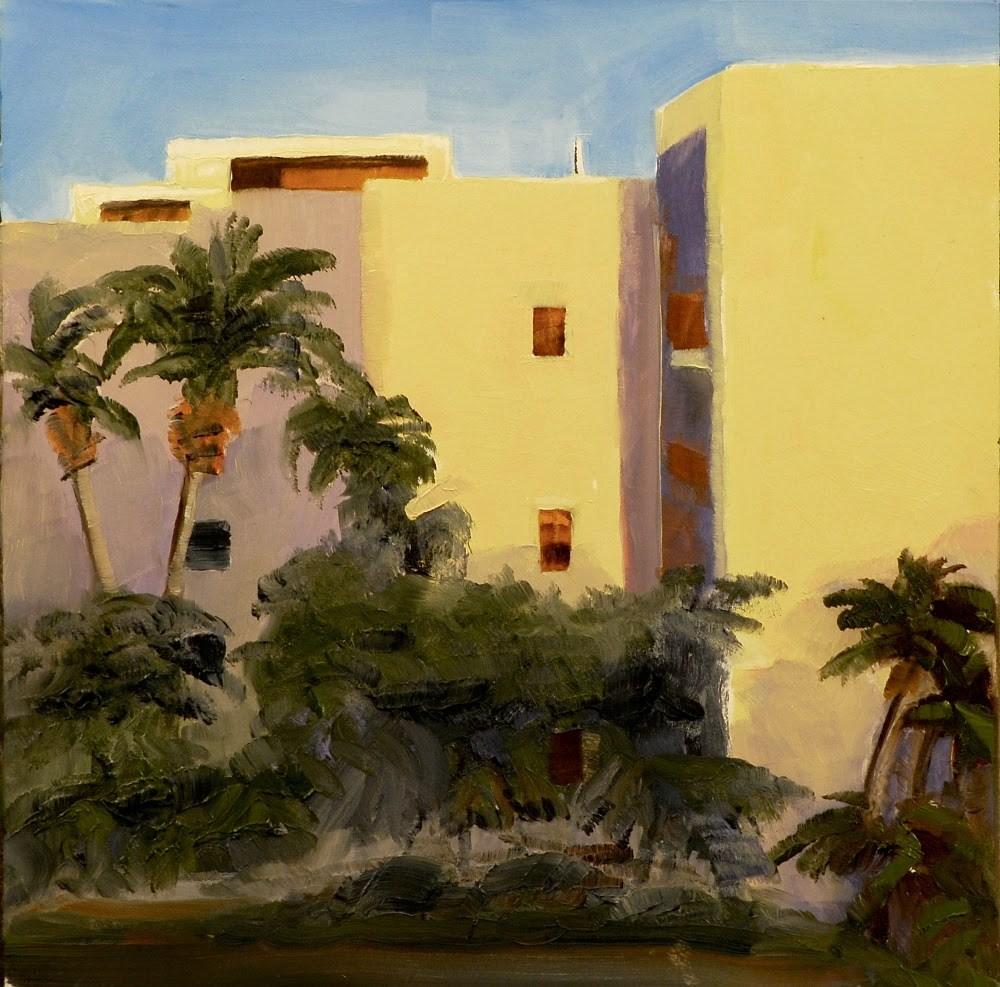 """Key Largo Condo"" original fine art by Gary Westlake"