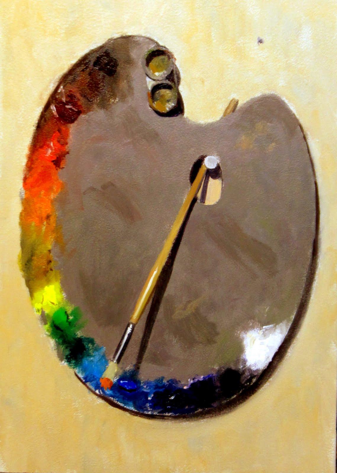 """ART 4 DIAPERS (DAILY DIAPER #169) Tools of The Trade 2011"" original fine art by Brian Burt"