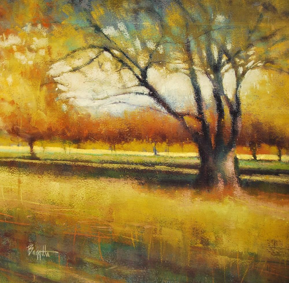 """Collecting Days"" original fine art by Marla Baggetta"