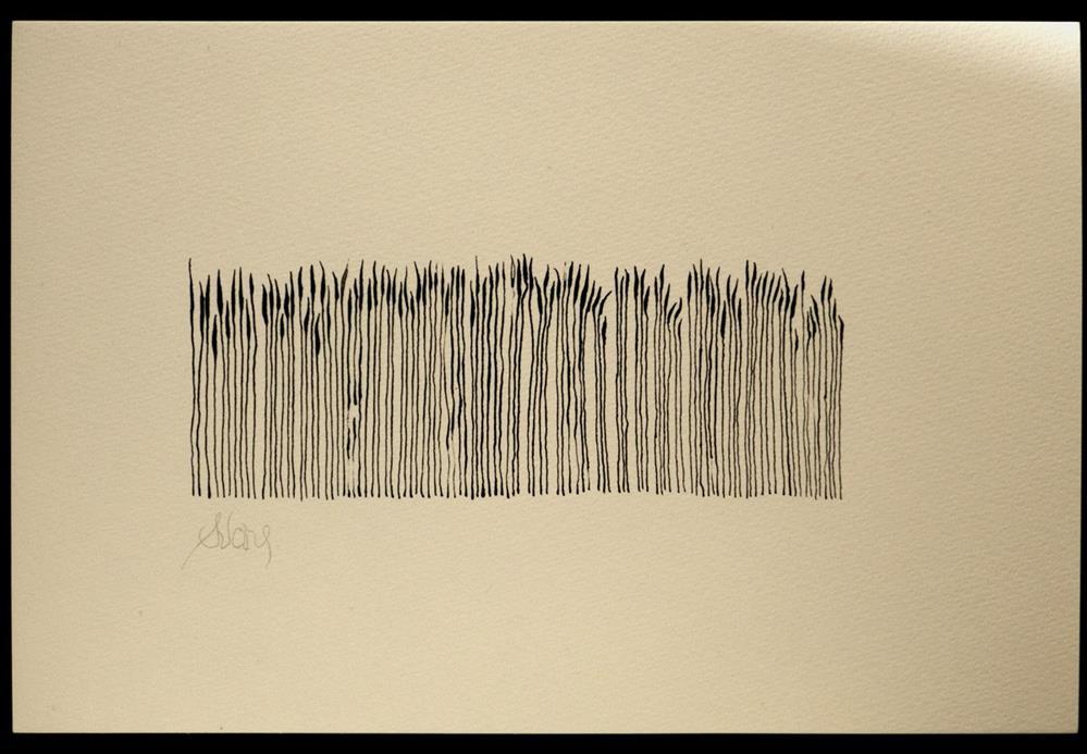 """""""PING-PONG ET LA CUISSON DU POISSON"""" original fine art by Craig Svare"""
