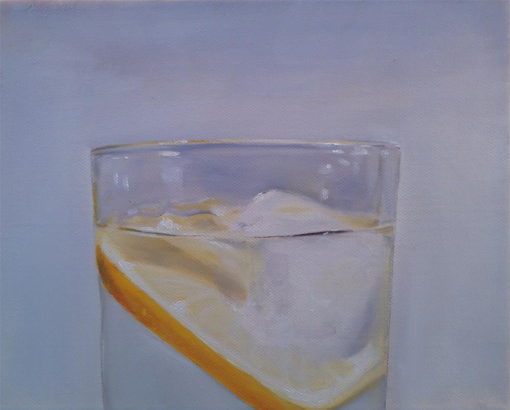"""Water"" original fine art by James Coates"