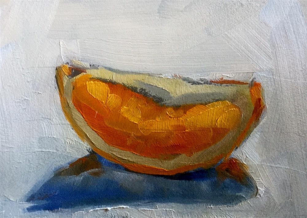 """Last Slice"" original fine art by Gary Bruton"