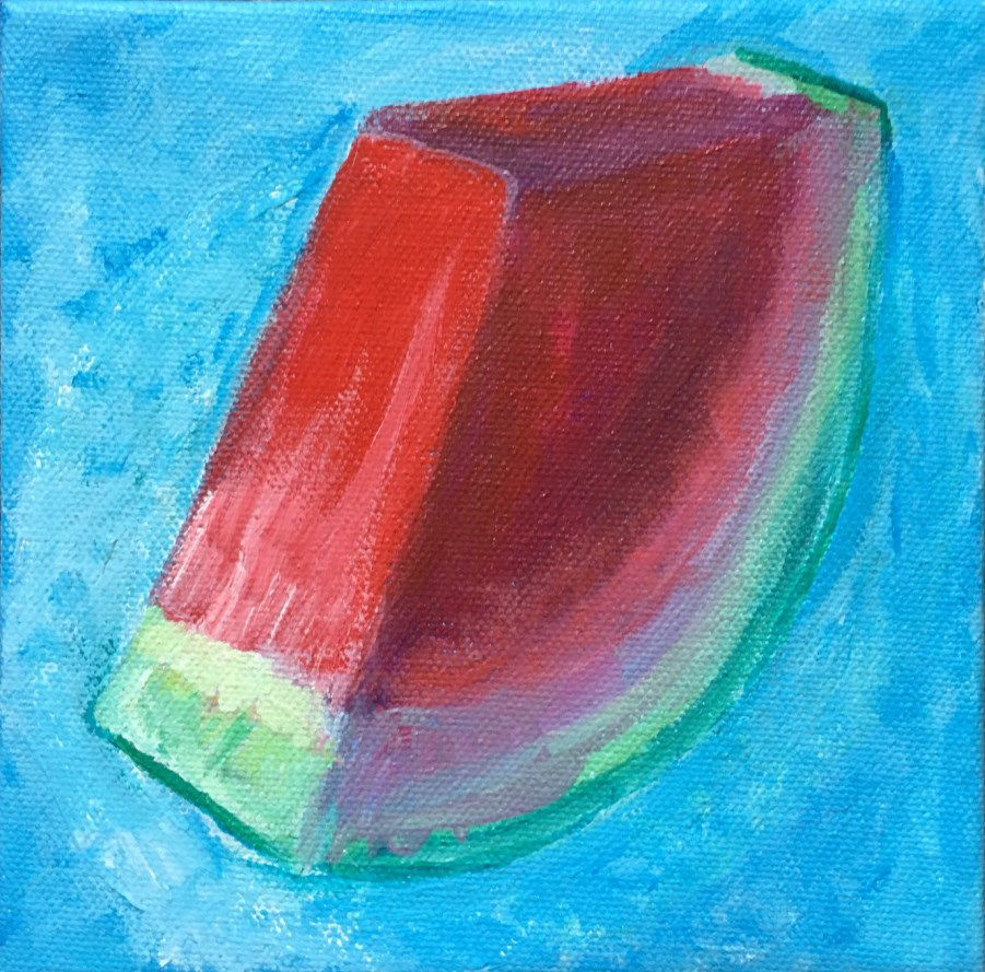 """Summer Slice"" original fine art by Betsy Cook"