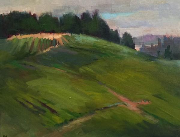 """The Sun is Coming On"" original fine art by Patti McNutt"