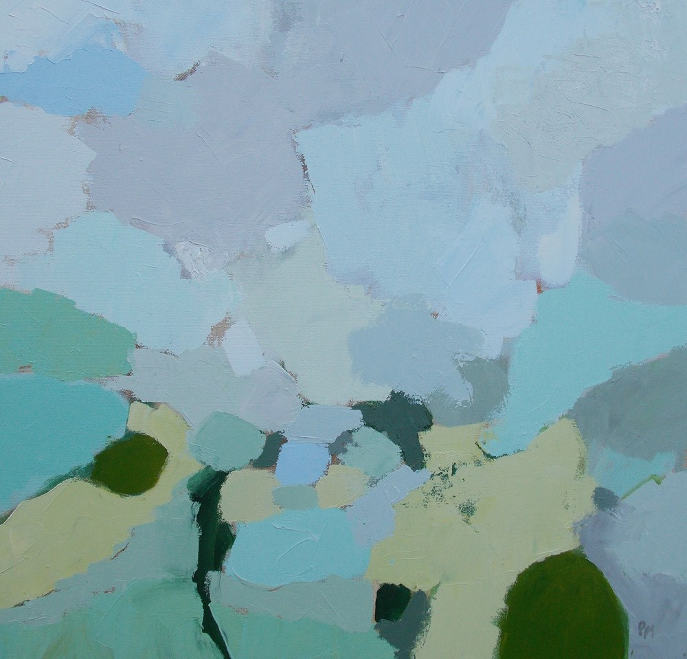 """Gathering Spring"" original fine art by Pamela Munger"