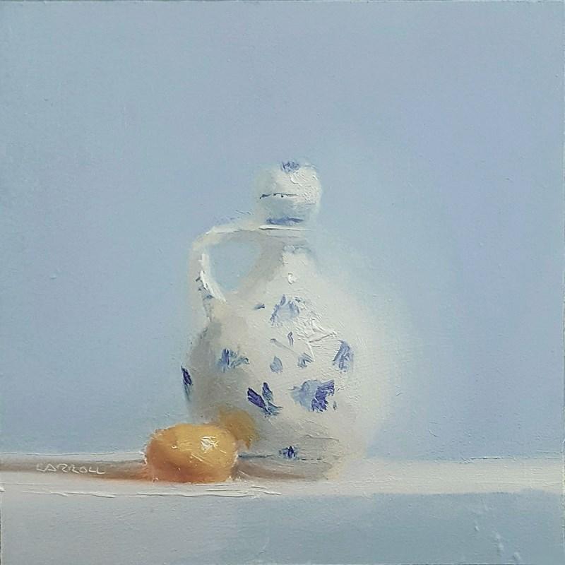 """Oil Jug"" original fine art by Neil Carroll"
