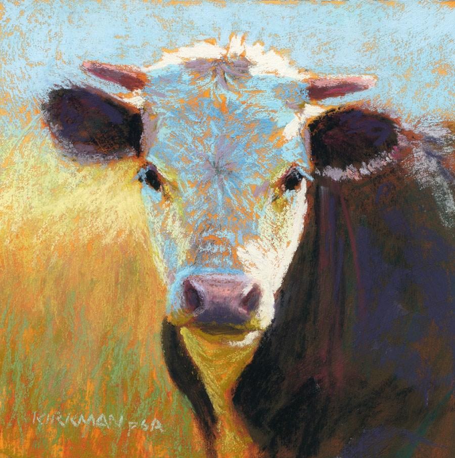 """""""Day 23 - Cocoa"""" original fine art by Rita Kirkman"""