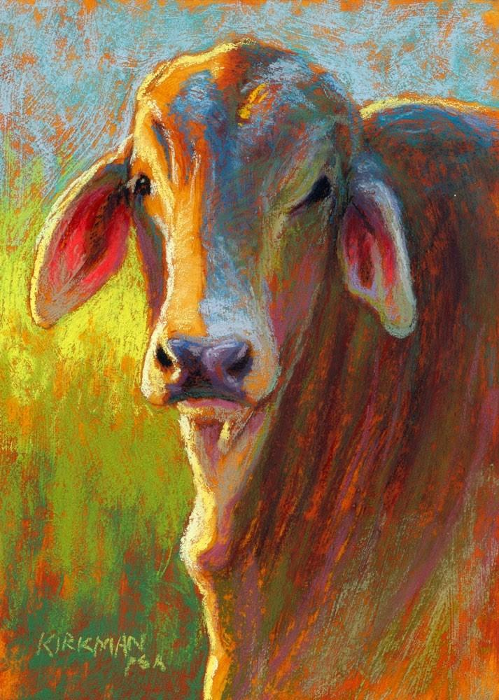"""Grenache"" original fine art by Rita Kirkman"