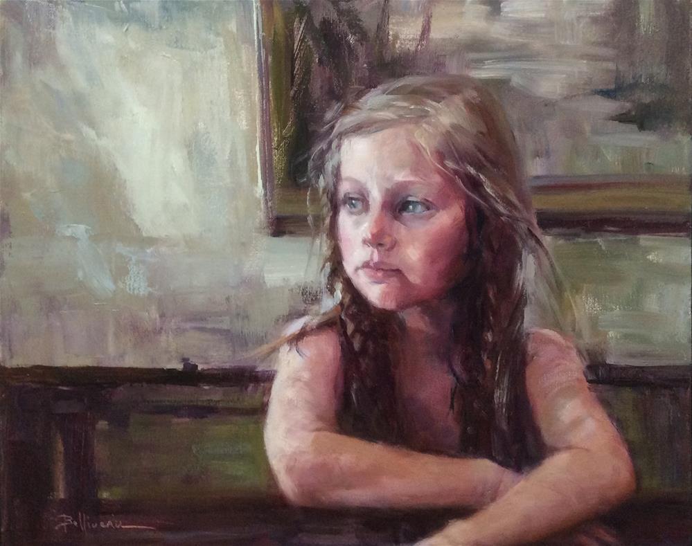 """""""Daydream"""" original fine art by Carole Belliveau"""