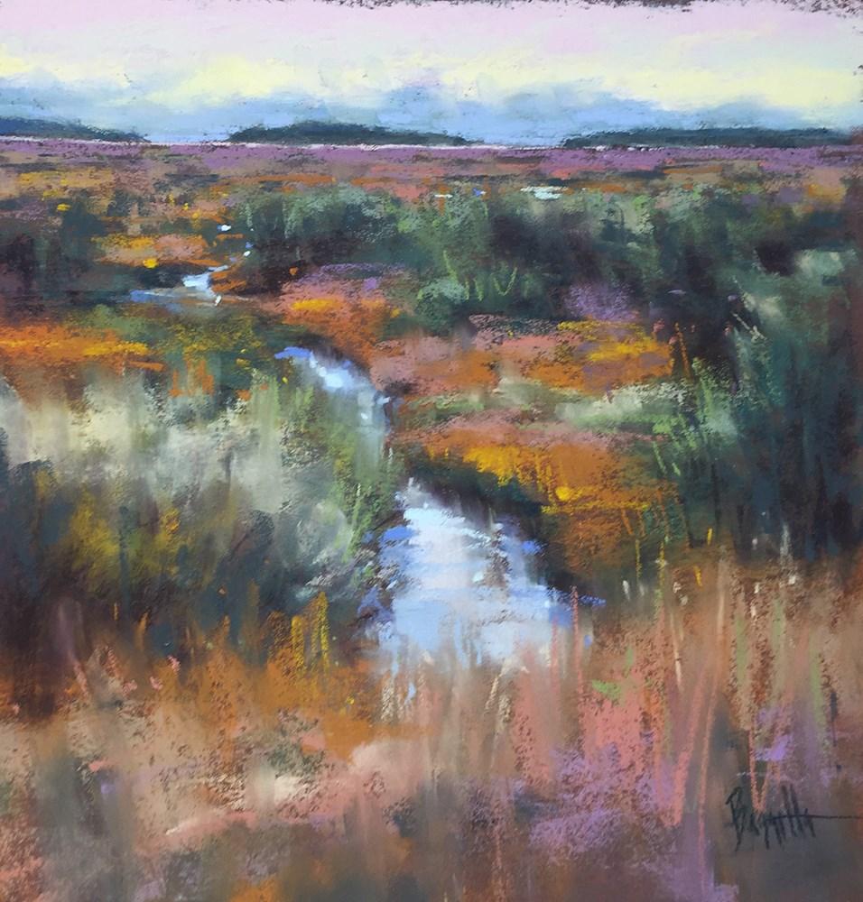 """""""Teton River"""" original fine art by Marla Baggetta"""
