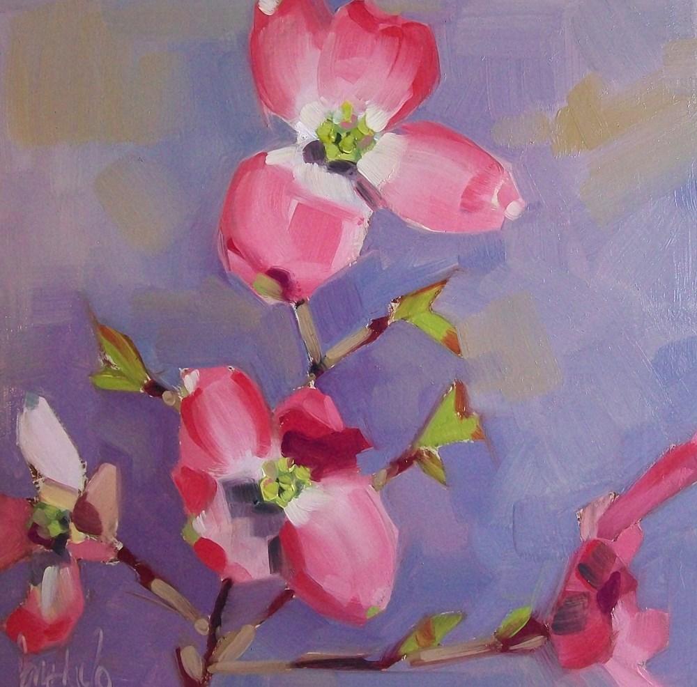 """Beginning"" original fine art by Brandi Bowman"