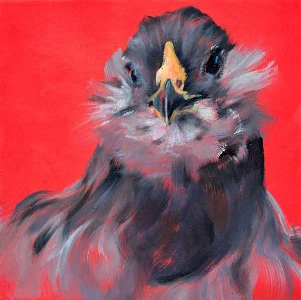 """Sadie"" original fine art by Brenda Ferguson"