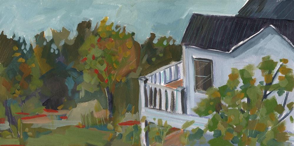 """0566: The Overlook"" original fine art by Brian Miller"