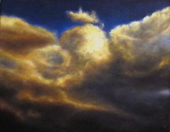 """""""Another High Light"""" original fine art by Carol Zirkle"""