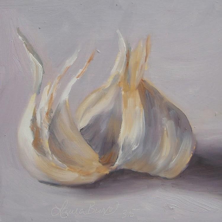 """That's Italian 35"" original fine art by Laura  Buxo"