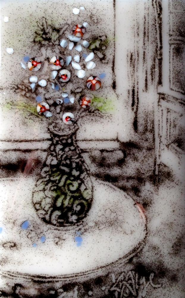 """Grandma's House"" original fine art by Kelly Alge"