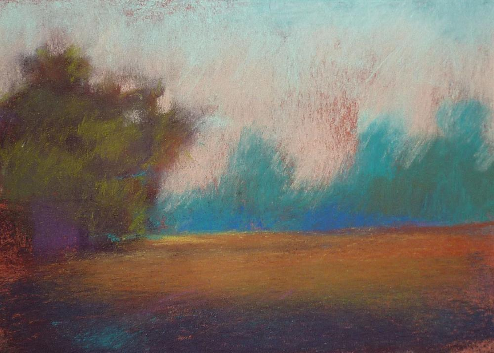 """""""Landscape Variation 5"""" original fine art by Karen Margulis"""