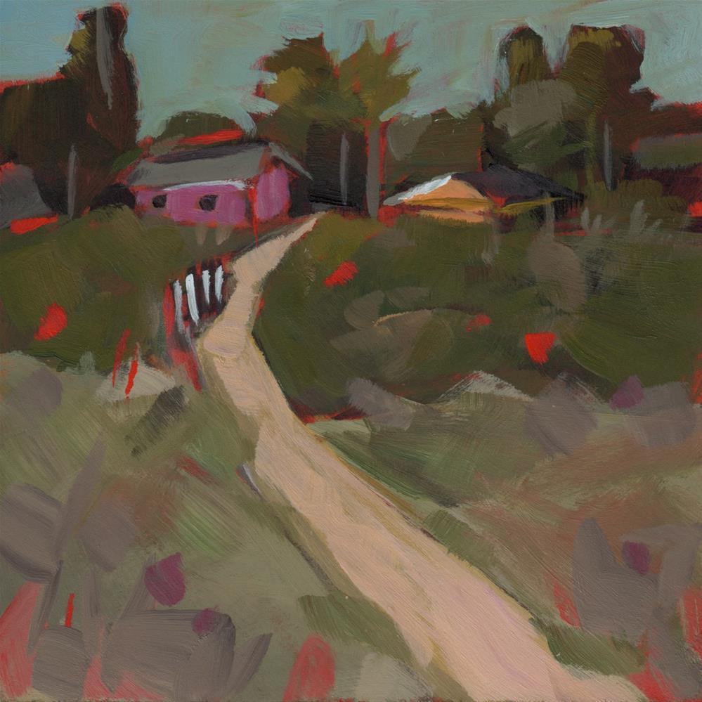 """Vero Beach (#271)"" original fine art by Brian Miller"