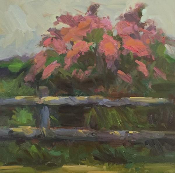 """Coastal Rejuvination"" original fine art by Patti McNutt"