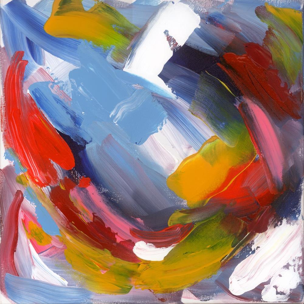 """Spin Cycle"" original fine art by Pamela Gatens"
